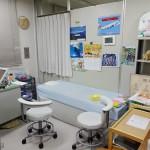 メインの診察室です