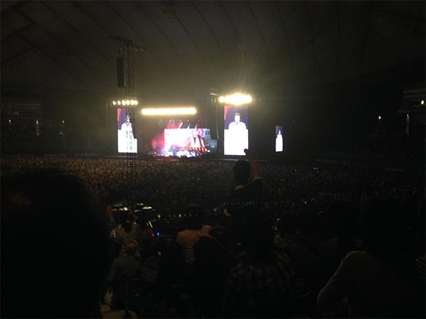 ポールマッカートニー東京公演3